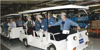 Hyundai factory tour